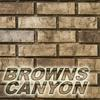 browns canyon brick color