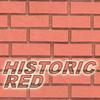 historic red brick color