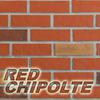 red chipotle brick color
