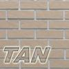 tan brick color