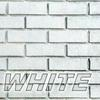 white brick color