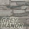 grey manor stone color