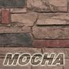 mocha stone color