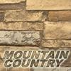 mountain country stone color
