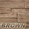 brown wood color