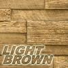 light brown wood color