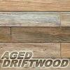 aged driftwood wood color