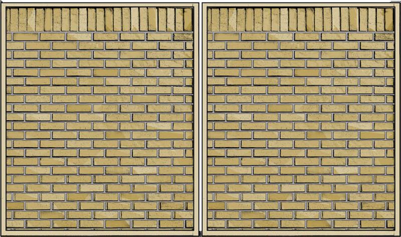 brick gates